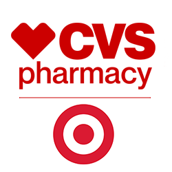 discount card accepted at cvs inside of target